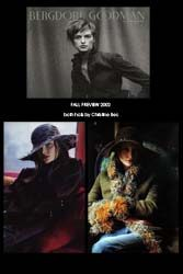 Bergdorf Goodman 2002 catalogue