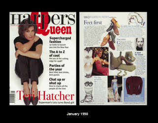 Harpers & Queen January 1998