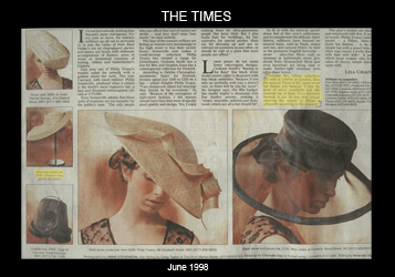 The Times June 1998